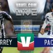 Resultado y goles de Monterrey 2-0 Pachuca en Liga