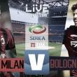 Milan - Bologna in diretta, Serie A 2017/18 LIVE (0-0): rossoneri che iniziano in attacco!