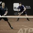 Soares e Murray vencem dupla brasileira na estreia do Rio Open