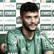 """Scarpa é apresentado no Palmeiras e nega má-fé em saída do Flu: """"Não queria sair assim"""""""