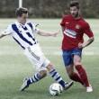 Real Sociedad B - CF Fuenlabrada: mal sitio para necesidades
