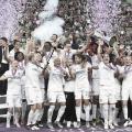 Lyon é campeão da Champions Feminina após golear Barcelona com show de Ada