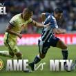 Previa América - Monterrey: duelo de liguilla