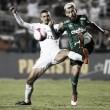 Palmeiras faz bom primeiro tempo, bate Santos e abre vantagem na semifinal do Paulista
