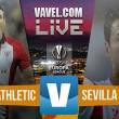 Sevilla, remontada de Campeón