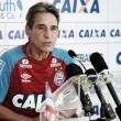 Carpegiani afirma que Bahia perdeu vaga na Libertadores em revés contra Chapecoense