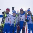 Biathlon, sprint Anterselva: le dichiarazioni degli azzurri in gara