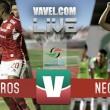 Mineros vs Necaxa en vivo online en Final Ascenso MX 2016 (0-0)