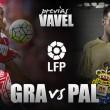 Previa Granada CF - UD Las Palmas: un órdago de Primera