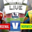 Jogo Arsenal x Norwich City ao vivo online no Campeonato Inglês 2015/2016
