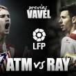 Previa Atlético de Madrid - Rayo Vallecano: la gloria y la vida en juego