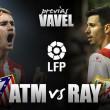 Atlético de Madrid - Rayo Vallecano: la gloria y la vida en juego