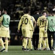 El Villarreal, abonado a la Europa League