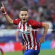 La UEFA relega el gol de Saúl al Bayern a la quinta posición