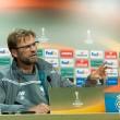"""Jürgen Klopp: """"El Villareal sabe esperar a tus errores y luego utilizarlos"""""""
