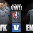 England vs Slovakia Preview: Three Lions need a win for top spot