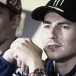 """Jorge Lorenzo: """"Sachsenring es una pista difícil para mí"""""""