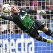 Fährmann y Sané tapan las carencias del Schalke 04