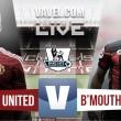 Man. United 3-1 Bournemouth: los de Van Gaal se quedan a las puertas de la Champions