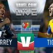 Sufriendo y con polémica, Monterrey se mete a semifinales