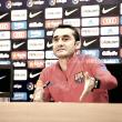 """Valverde: """"Es un derbi y las distancias se reducen por el factor emocional"""""""
