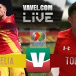 Resultado y goles de Toluca - Monarcas (2-2)