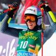 Sci Alpino - Kronplatz, Gigante:Shiffrin out, Mowinckel al comando. Bassino seconda
