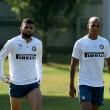Inter, Joao Mario in progresso