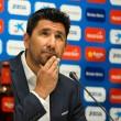 """Ángel Gómez: """"Coincidimos con los técnicos y ahora seguimos por la línea defensiva"""""""