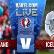 El 'Brexit' también llegó a la Eurocopa e Islandia se clasifica para cuartos