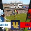 Jogo Argentina x Chile ao vivo online na final da Copa América Centenário (0-0)