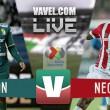 Partido León vs Necaxa en vivo online en Liga MX Apertura 2016 (0-0)