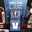 Wales vs Belgium Live Stream Score Commentary in Euro 2016