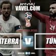 Previa Inglaterra - Túnez: a borrar los fantasmas