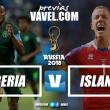Gruppo D - Nigeria vs Islanda, tre punti per un sogno