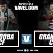 Previa Córdoba CF - Granada CF: examen a domicilio ante un Arcángel hasta la bandera