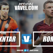 Previa Shakhtar Donetsk - AS Roma: seguir soñando