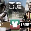 Coras derrota a Leones Negros en jornada 3 de Copa MX