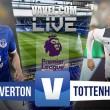 Everton 1-1 Tottenham: Un punto para empezar