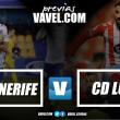 Previa CD Tenerife – CD Lugo: duelo de dinámicas dispares en el Heliodoro