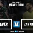Previa CD Leganés – UD Las Palmas: mirar hacia arriba o hacia abajo