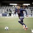 Un doblete de Nahuel da tres puntos de oro al Barça B