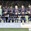 FC Barcelona - Girona FC: puntuaciones FC Barcelona, jornada 25 de la Liga Santander