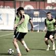 Fotos e imágenes del entrenamiento del Barça B previo al enfrentamiento contra el Albacete