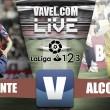 Resultado Levante vs Alcorcón en vivo online en Segunda División 2016
