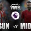 Sunderland - Middlesbrough: algo más que tres puntos