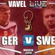 Alemanha x Suécia AO VIVO hoje na Copa do Mundo 2018 (1-1)
