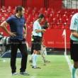 """Diego Martínez: """"Aunque sea amargo, el debut es bueno en cuanto a rendimiento"""""""