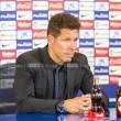"""Simeone: """"El mejor es Griezmann, absolutamente"""""""