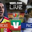 Morelia vs Pachuca en vivo online 2018 (0-0)